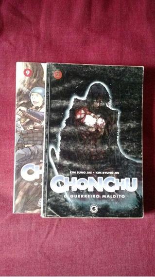 Mangá Chonchu Ed 2 E 9