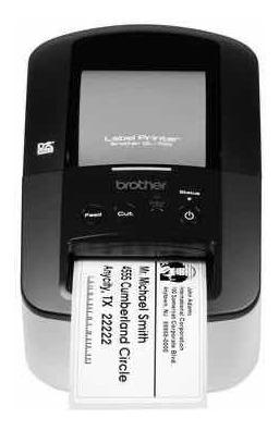 Impressora Térmica De Etiquetas Brother Ql-700 - Promoção!