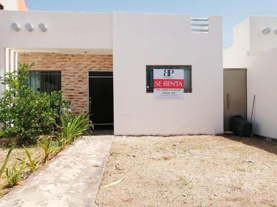Casa Amueblada - 2 Habitaciones En Fraccionamiento Las Americas, Mérida