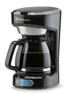 Toastmaster 12-cup Cafetera Programable