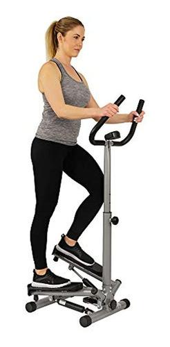 Sunny Health & Fitness Twist Stepper - Máquina De Escalones