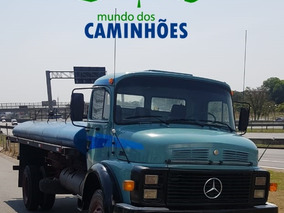 Mercedes-benz Mb 1118 Tanque Pipa, Turbinado, Hidráulico.