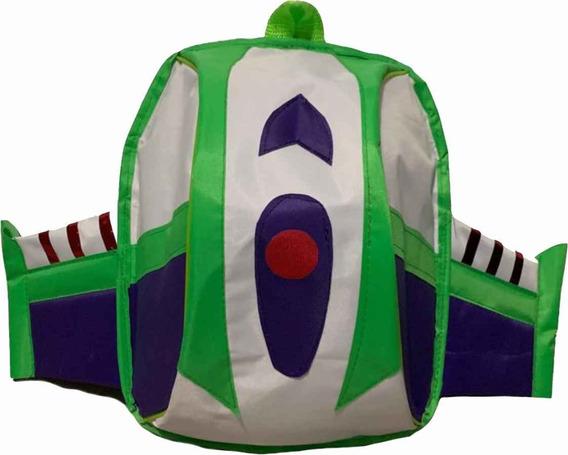 Buzz Lightyear Mochila Toy Story Disfraz Niño