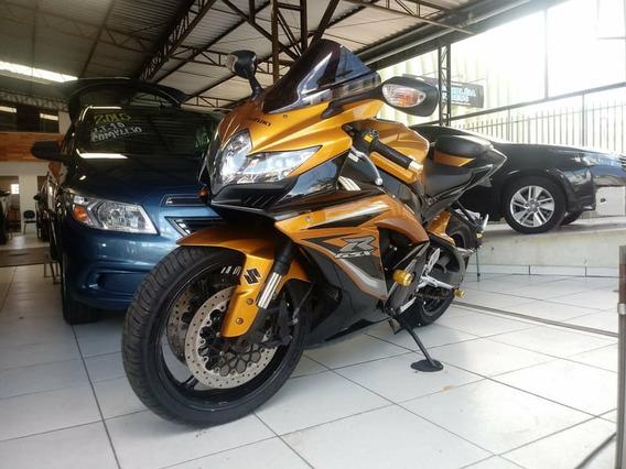 Suzuki Gsxr750 2011
