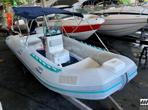 Flexboat Sr500 19' Ñ Waicat Intermarine Carbrasmar Beneteau