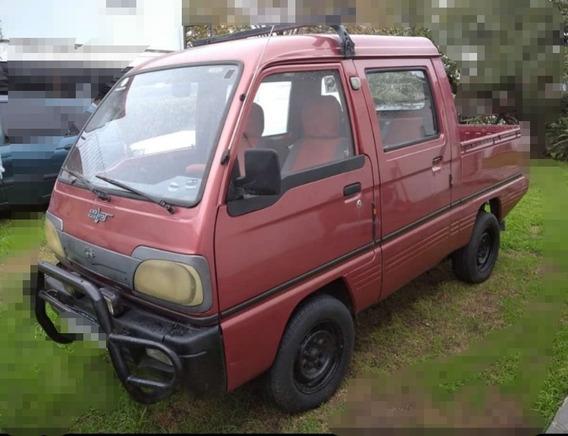 Yasuki Ch 11011 Cei Doble Cabina