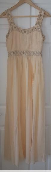Vestido Rosa Forever 21 Talle S New!