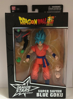 Dragon Ball Super Saiyan Blue Goku. Dragon Stars Serie 3