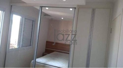 Apartamento À Venda, Residencial Guairá, Sumaré. - Ap5215