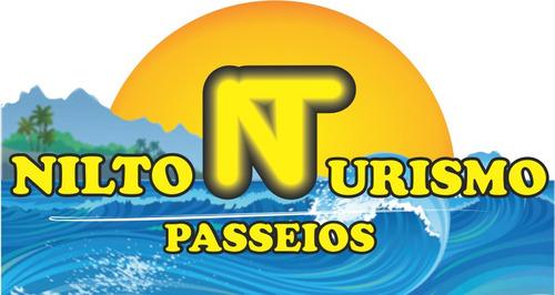 Imagem 1 de 10 de Aqui Na Nilton Turismo Ilhabela Os Melhores Passeios, Vem!