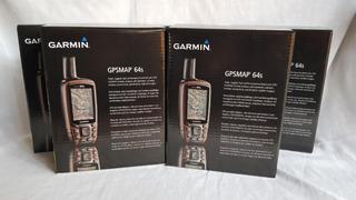 Gps Garmin Map 64s Nuevo Boleta En Stock Entrega Inmediata