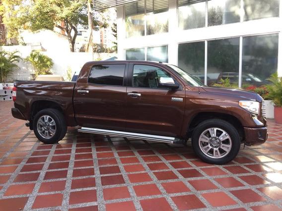 Toyota Tundra Platinium 5.7 4x4 2014