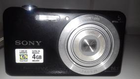 Câmera Sony Cyber-shot (compacta) - Modelo Dsc W710