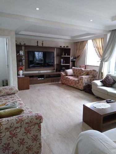 Imagem 1 de 19 de Apartamento Com 4 Dormitórios À Venda, 200 M² Por R$ 550.000,00 - Penha De França - São Paulo/sp - Ap4833