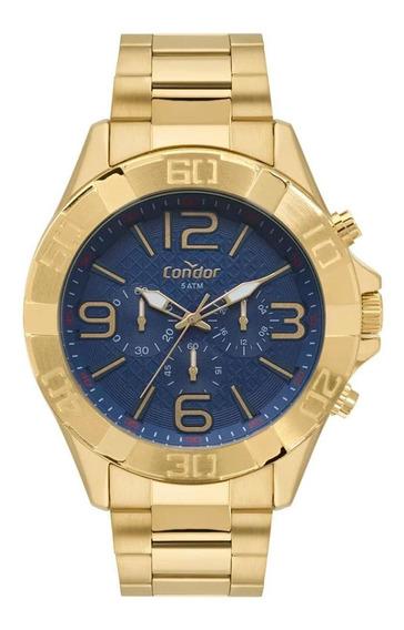 Relógio Masculino Condor Covd54bd/4a Barato Original