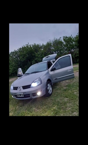 Renault Clio 1.6 16v Luxe Abs