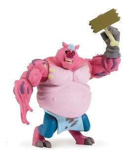 Figura Básica De Ação Meat Sweats Tartarugas Ninja - Sunny