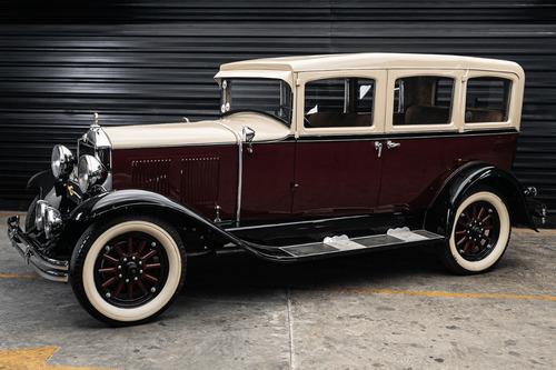 Durant Sedan 1929