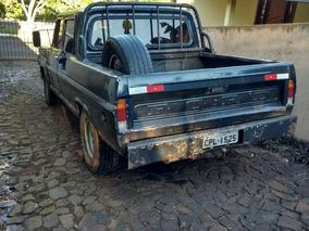 F-1000 Diesel Ano 1983 R$(13.900,00)