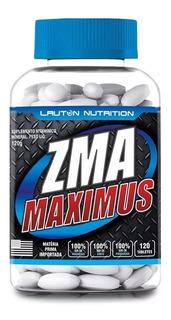 Zma Maximus 1000mg 120 Caps Suplemento Zma Lauton