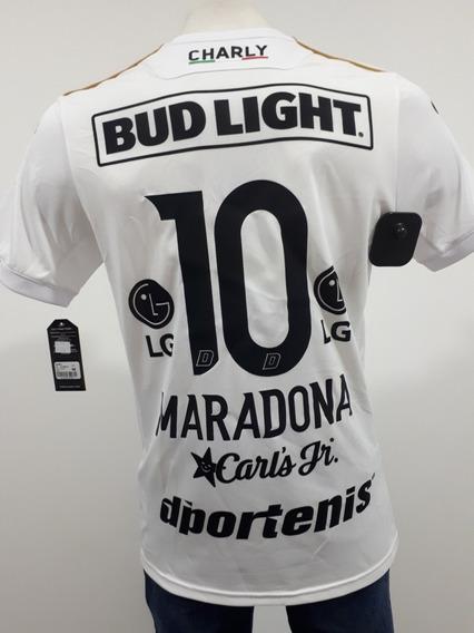 Jersey Charly Dorados De Sinaloa Edición Limitada Maradona