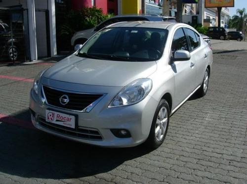 Nissan Versa 2013 1.6 16v S Flex 4p