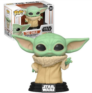 Funko Pop The Child Baby Yoda Star Wars Mandalorian Original