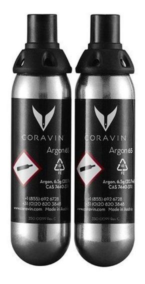 Coravin® Pack De 2 Cápsulas ( Garantía Coravin® Argentina )