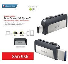 Pendrive Sandisk 128gb Dual Type-c Usb 3.1 New
