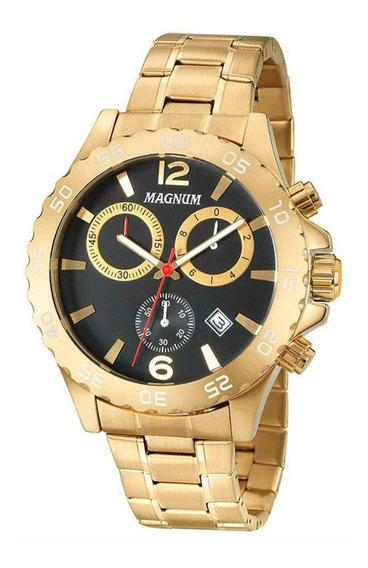 Relógio Magnum Masculino Ma34398p