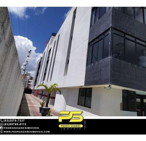 Imagem 1 de 11 de Cobertura Com 3 Dormitórios À Venda, 245 M² Por R$ 850.000,00 - Bessa - João Pessoa/pb - Co0120