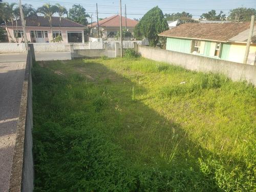 Terreno À Venda, 200 M² Por R$ 120.000,00 - Aririú Da Formiga - Palhoça/sc - Te0910