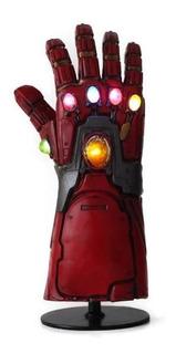 Guante Led Iron Man Thanos Avengers Endgame