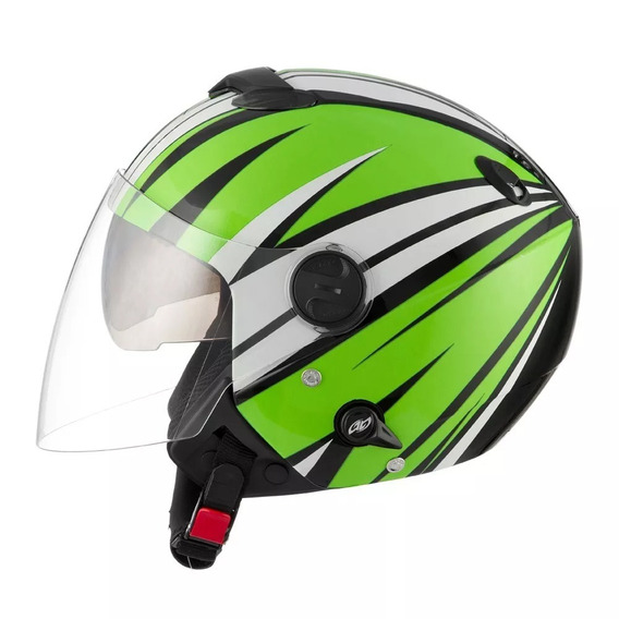 Black Friday Capacete Pro Trok New Atomic Superbike