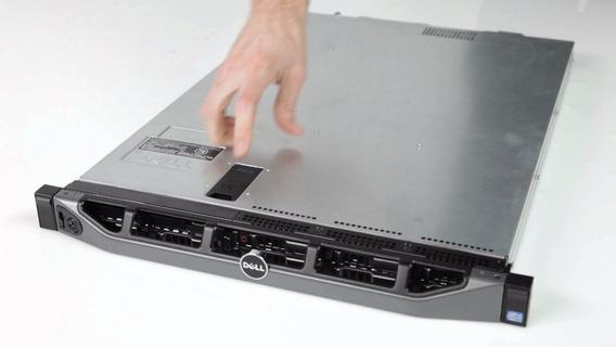 Servidor Dell Power Edge R420 1u - Configuração Especial