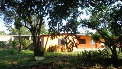 Boa Chácara No Jardim São Fernando 70m Área Ultil - Ref 2712