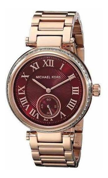 Reloj Michael Kors Mk6086 Rose Gold