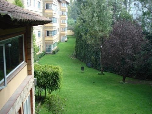 Town  House De 2 Niveles, Con Increible  Vista Verde  En Con