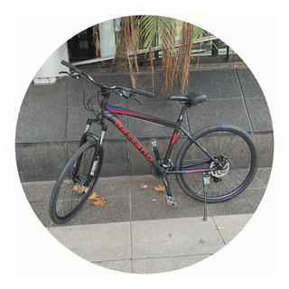 Bassano Urbana 27.5 Bicicleta Hombre 21v Aluminio Tourney