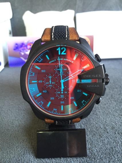 Relógio Diesel Dz4305 Bi-color Original Completo Com Caixa