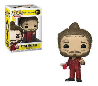 Figura Funko Pop Rocks - Post Malone 111
