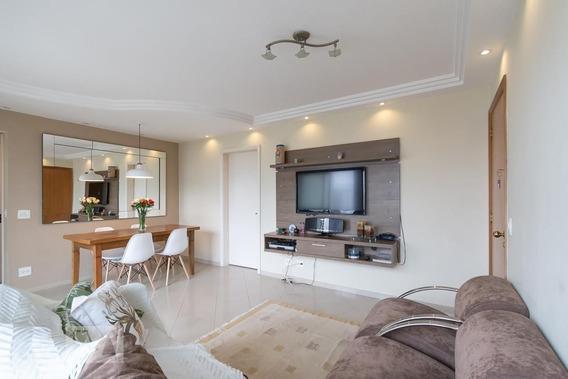 Apartamento No 15º Andar Mobiliado Com 3 Dormitórios E 2 Garagens - Id: 892997030 - 297030