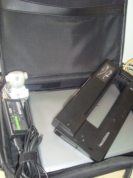 Notebook Sony Vaio Modelo Pcg-5b1l E Acessórios Mencionados.