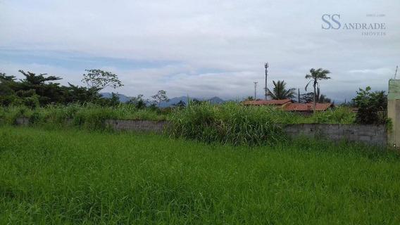Excelente Área Para Construtores, Com Possibilidade De Prédios, Cond. Horizontal, Fica Somente Á 100 Da Praia Das Palmeiras - Ar0007