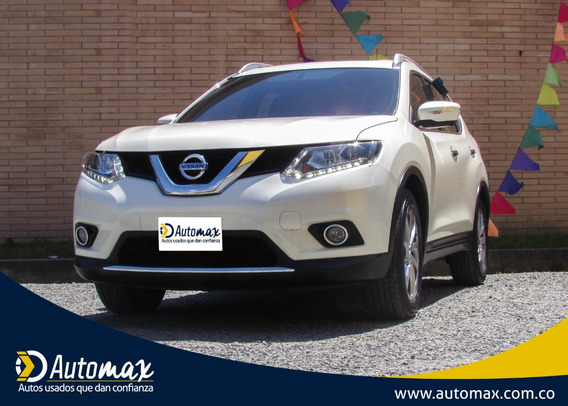 Nissan X-trail Exclusive 4x4, At 2.5