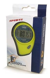 Cronometro Digital Profesional Deportivo