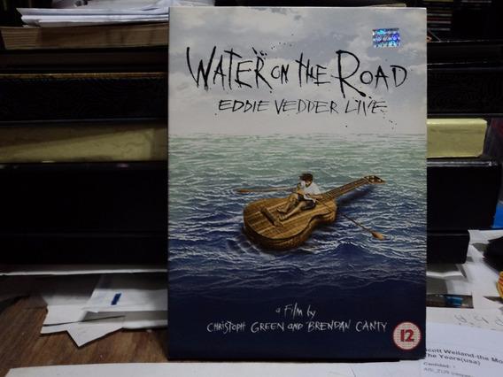 Eddie Vedder-water On The Road(dvd)