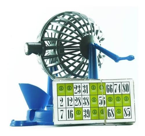Bingo Familiar Juego De Loteria 1003 Envio Full