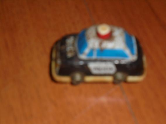 Brinquedo Antigo Carrinho Do Jogo Autoban Da Glasslite
