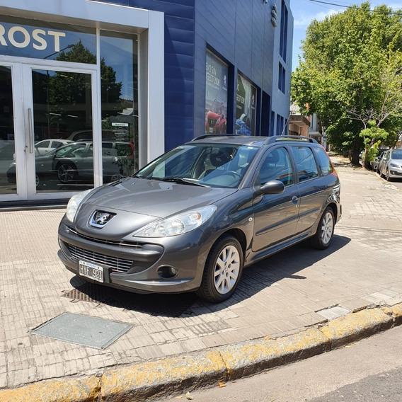 Peugeot 207 Compact Sw Xt 1.6 Gnc 2009 Usado Prost